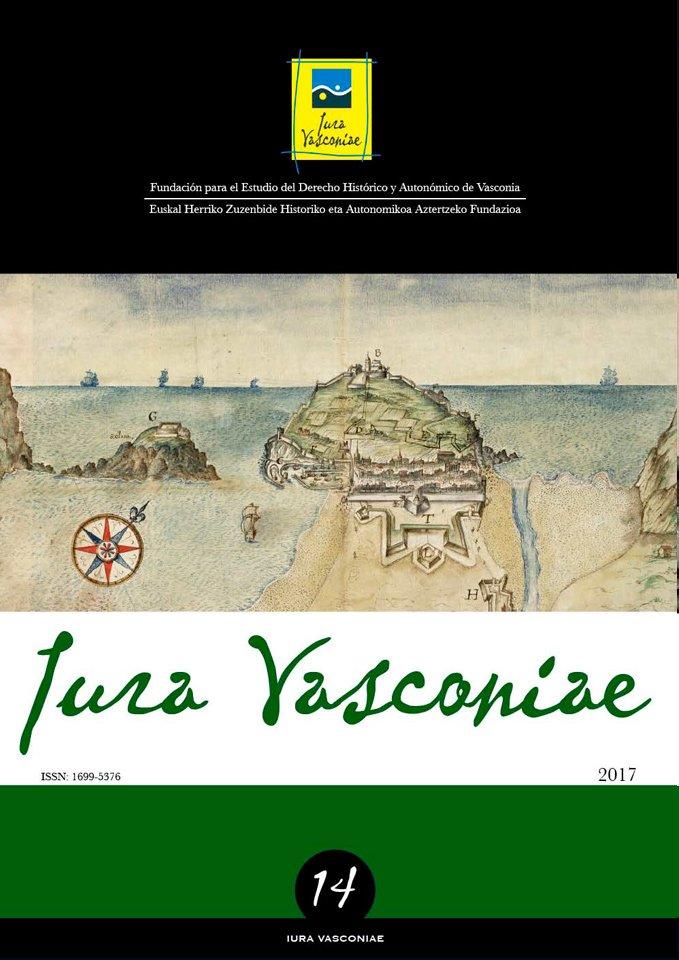 Revista Iura Vasconiae